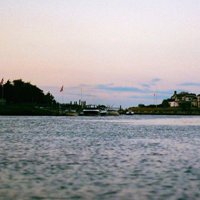 Beginning of the end kinda feels. . . . . . . #LaborDay #LDW19 #Summer19 #Hamptons #Sunset #Boating #PeconicBay #Southampton #Hamptons #LongIsland #EastEnd #NewYork
