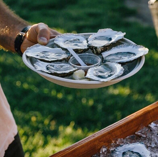 Will miss this summer mood. Thanks for the sunsets and mems @crowsnestmtk . . . . . . . #LDW #Summer19 #Oysters #Oyster #Hamptons #Montauk #Summer #Weekend #OysterBar #OysterShucking #Tasty #NYCeats #LongIsland #NewYork