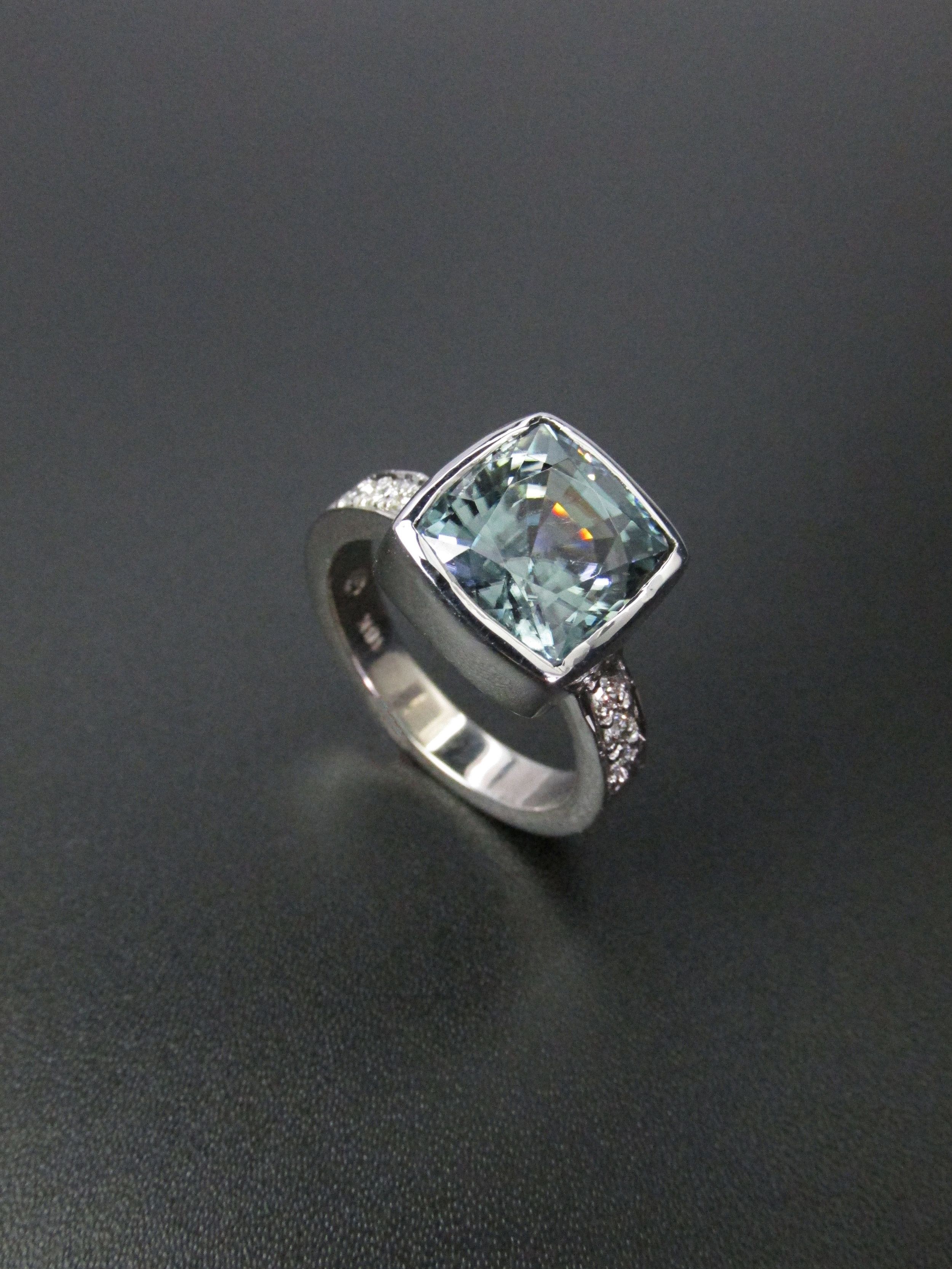 Modern Stackable Ring
