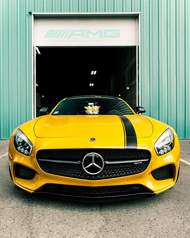 AMG GTS. The other white meat.