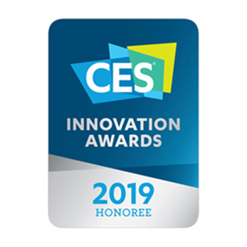"""CES 2019 Innovation Award   The following is placeholder text known as """"lorem ipsum,"""" which is scrambled Latin used by designers to mimic real copy. Nulla lectus ante, consequat et ex eget, feugiat tincidunt"""