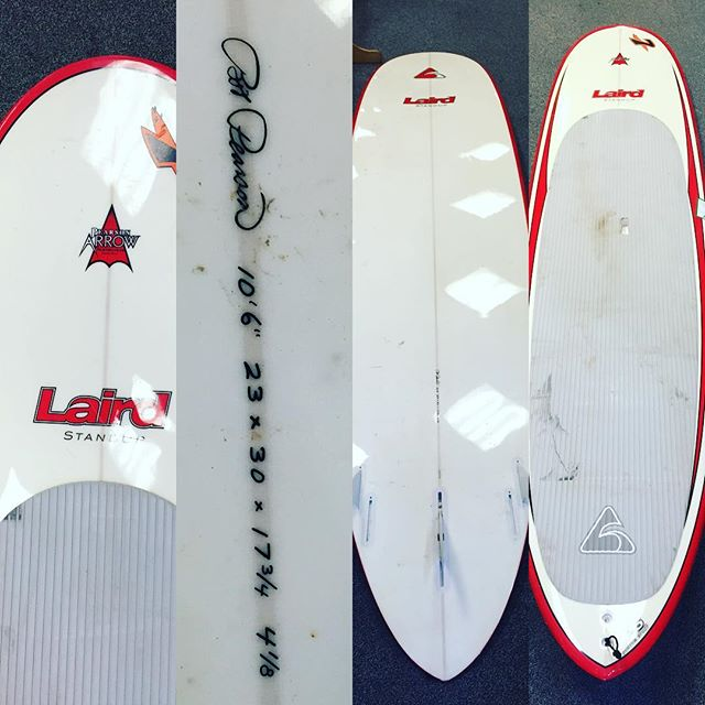 Pearson Arrow SUP 10'6 Used only $750