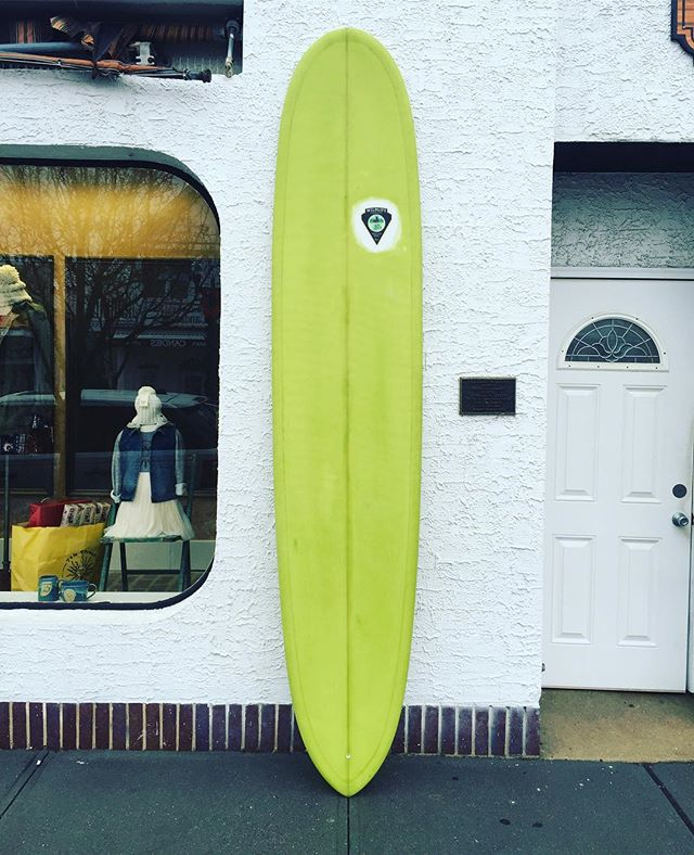 @wildlife_surfboards 9'9 Dolphin in shop now