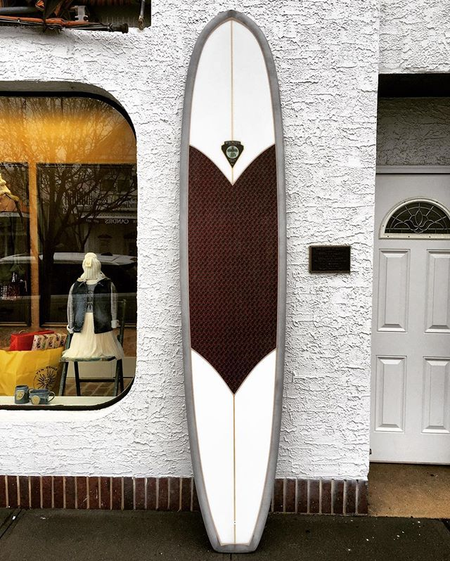 @wildlife_surfboards 9'6 Beach Fox in shop now