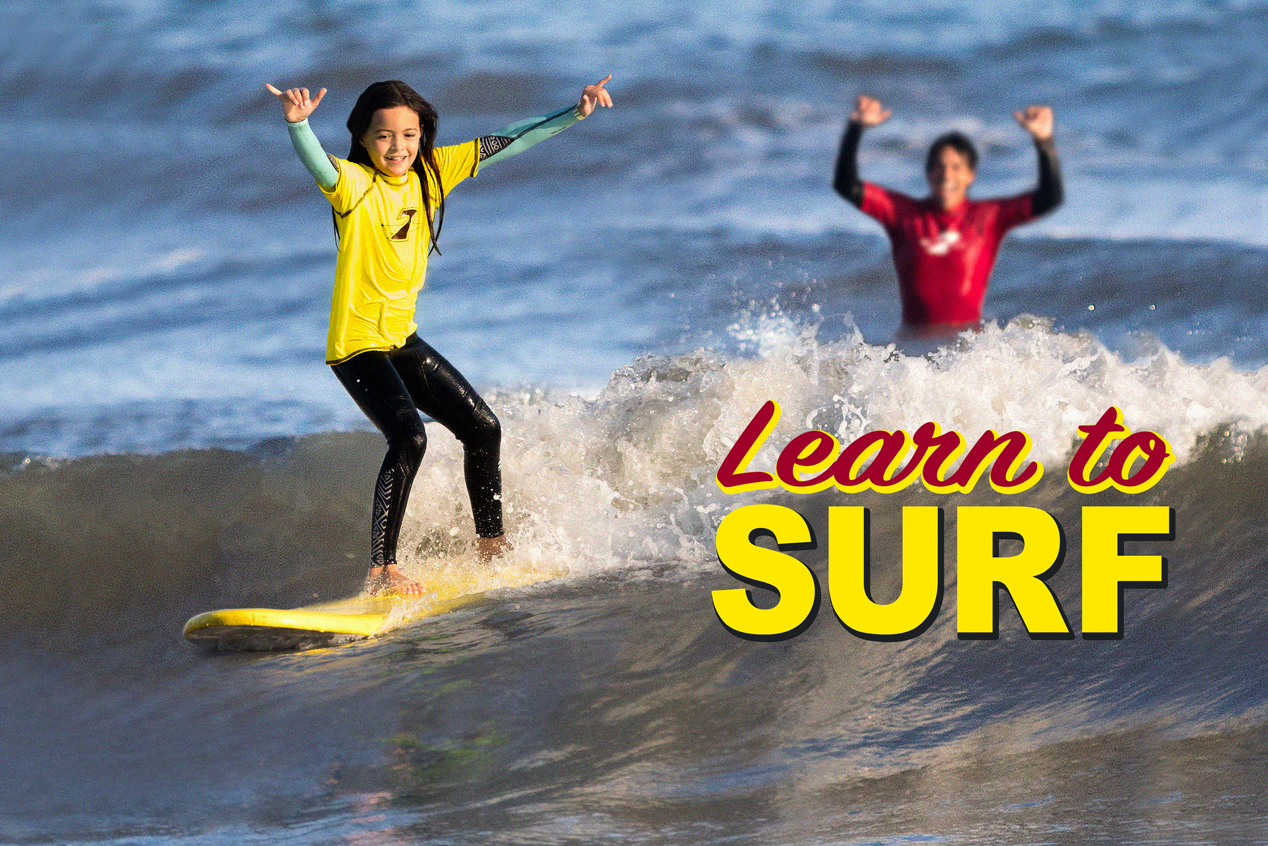 SURF CAMP / LESSONS