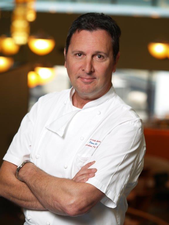 Steve Evetts    Executive Pastry Chef Marriot Marquis, NY