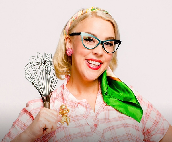 Emily Ellyn - Food Network Celebrity Chef