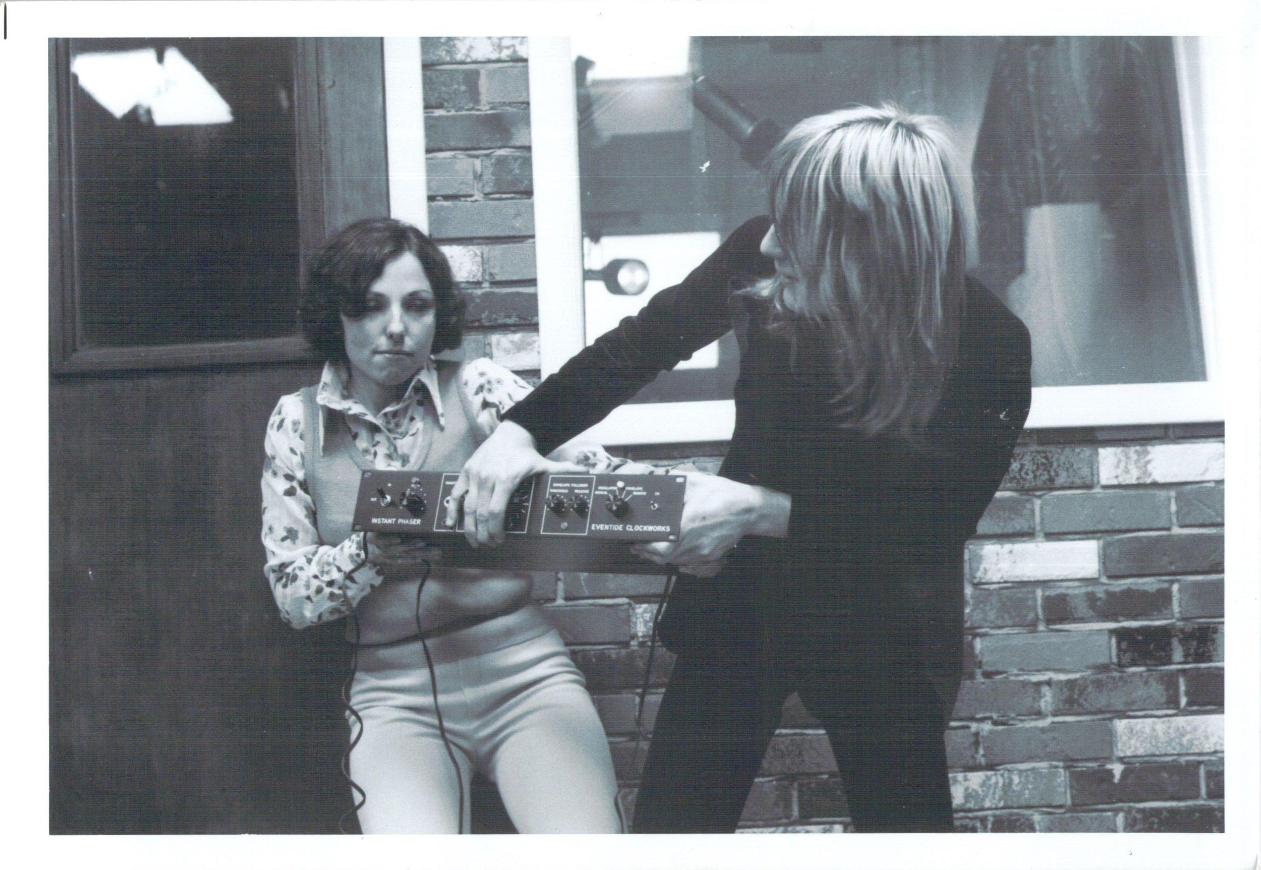 Joanie Decola & Todd Rundgren