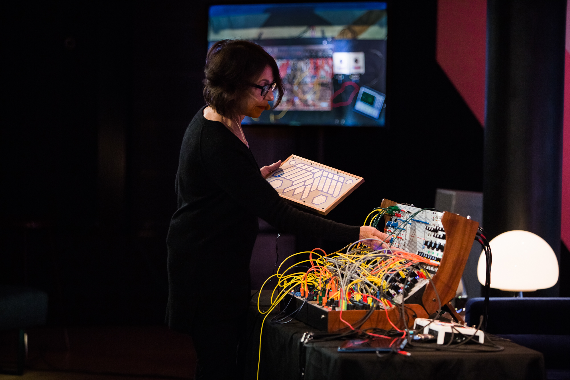 Suzanne Ciani at Red Bull Music Academy