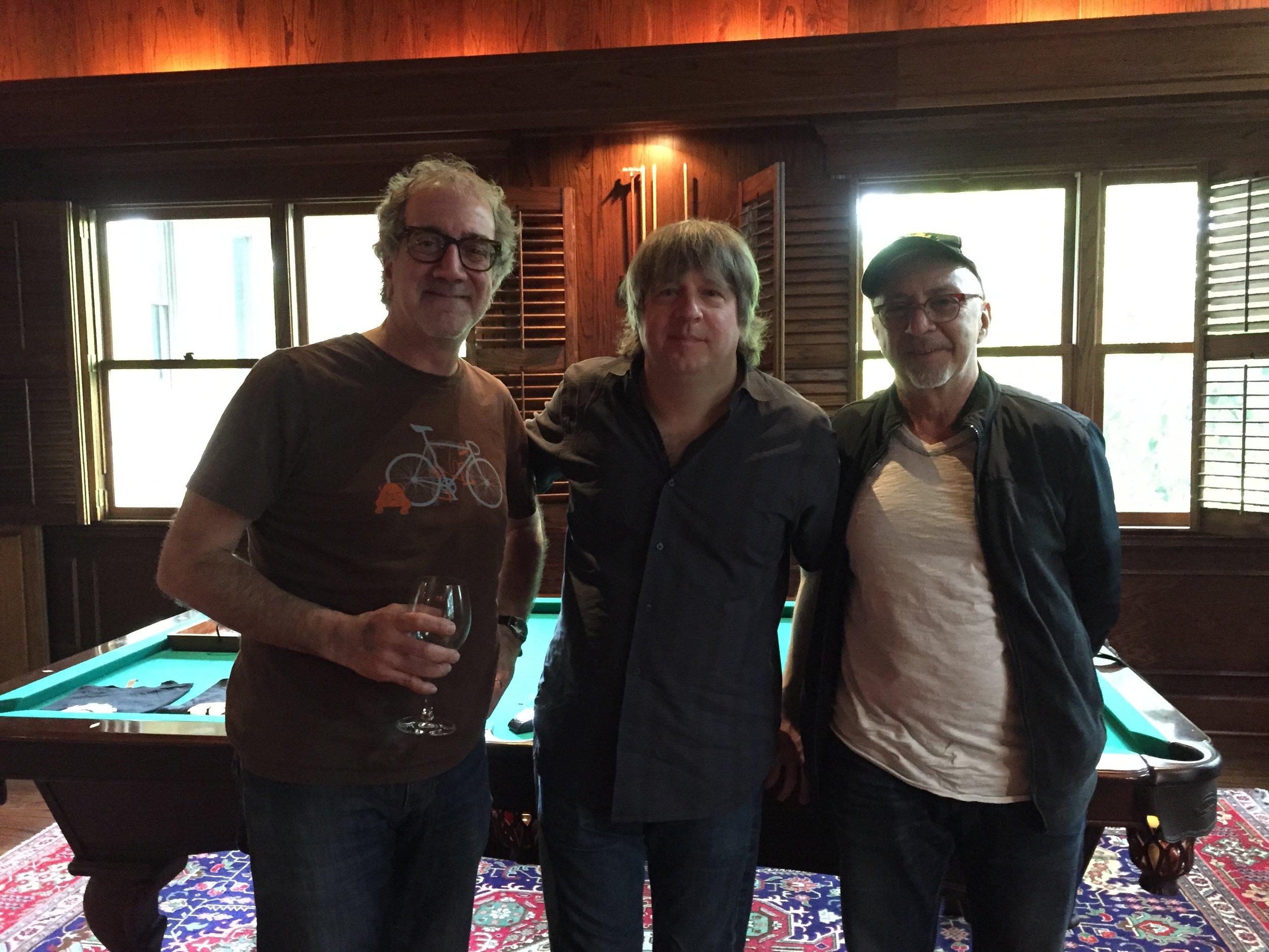 Steve with John & Stew @ SXSW