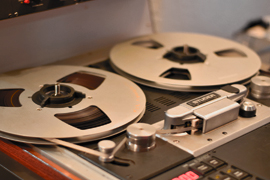 Studer Tape Machine A810