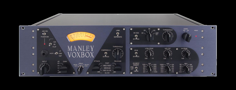 Manley VoxBox Channel Strip