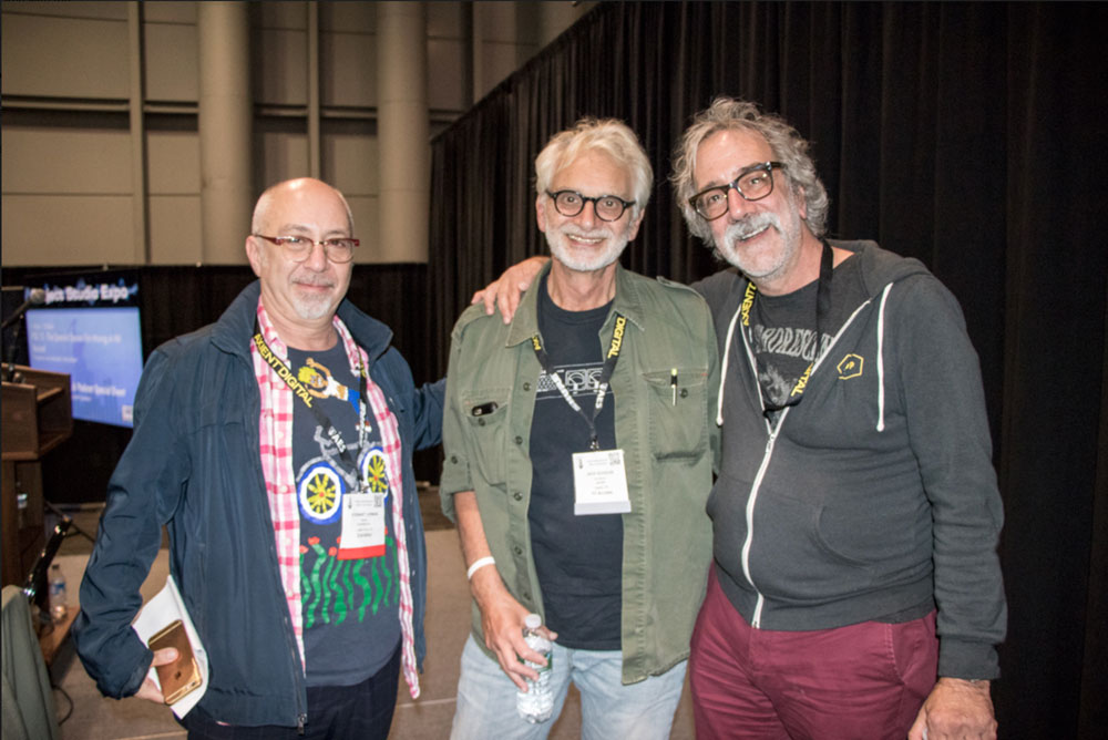 Stewart, Jack and John