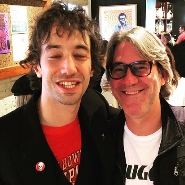 Bill & Albert Hammond Jr.