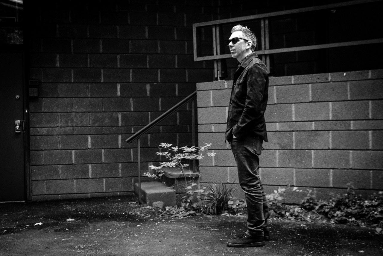 Josh Cheuse in Front of Van Gelder studio 2018