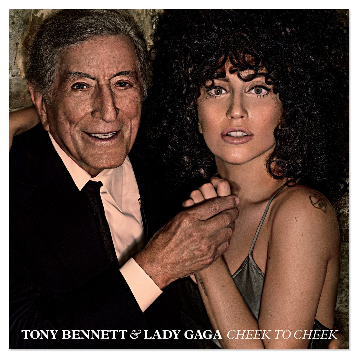 Tony Bennett/Lady Gaga - Cheek to Cheek