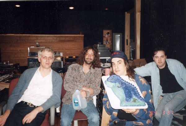 Recording Dinosaur Jr.'s 'Without a Sound'