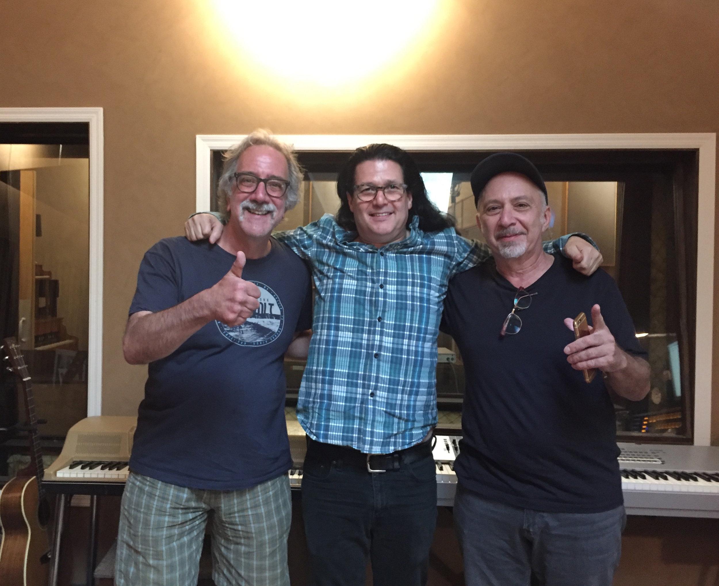 Roy with John & Stewart.JPG