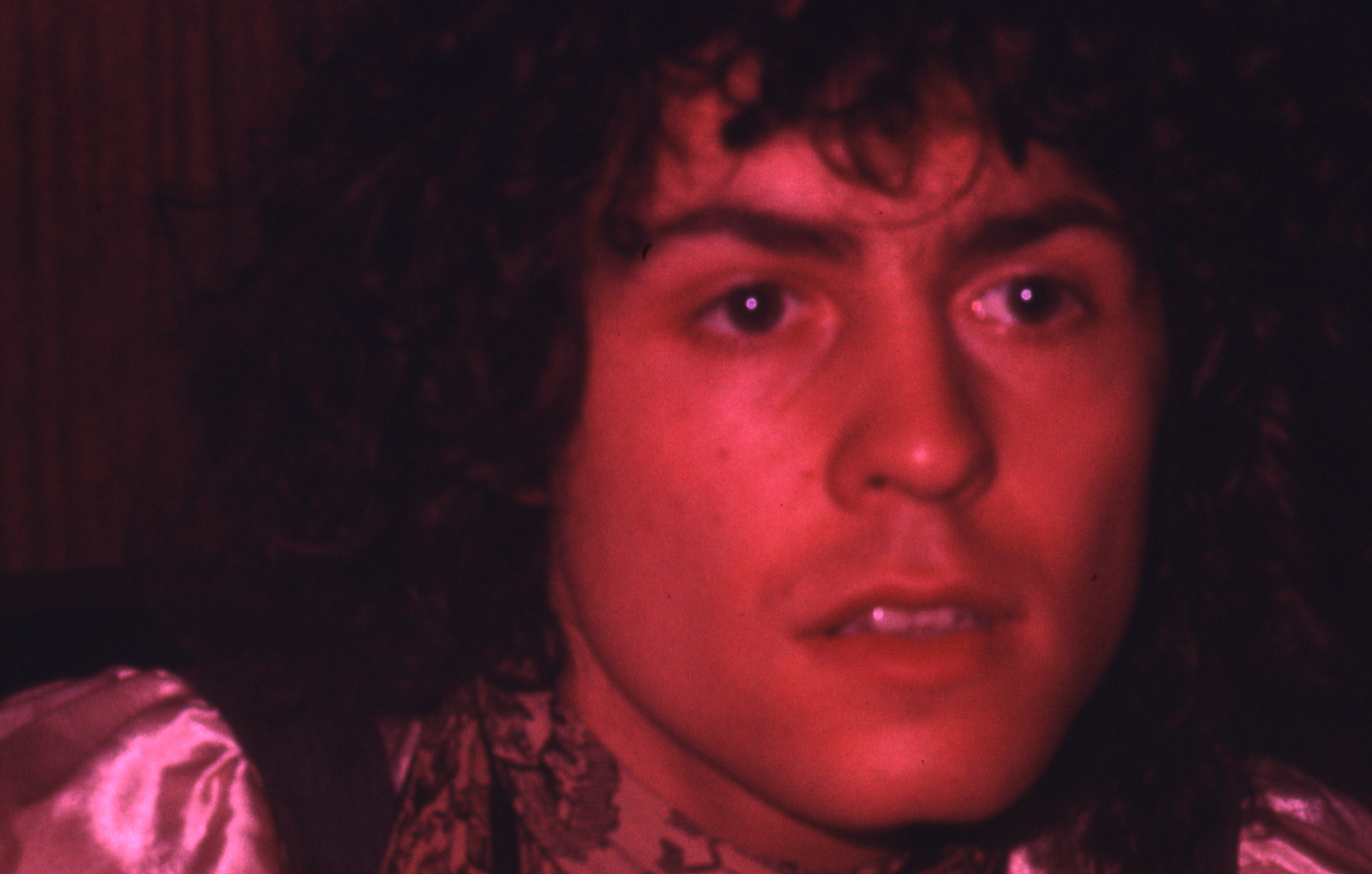 Marc Bolan of T.Rex, 1969