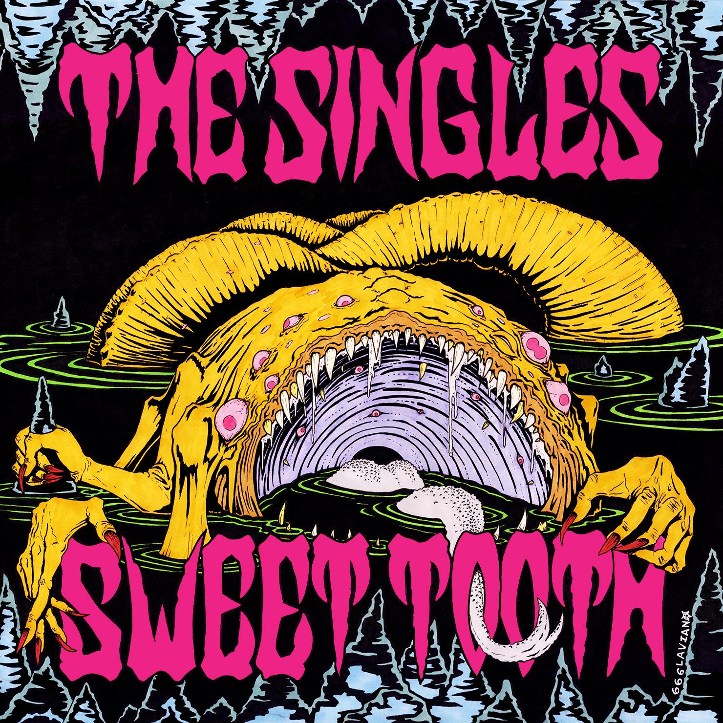 Sweet Tooth (2017)     Listen on Spotify      Listen on Apple Music
