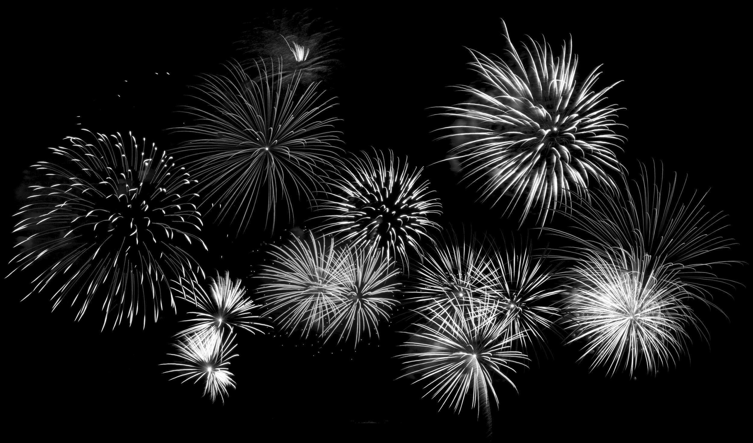 Fireworks by Adam Carter