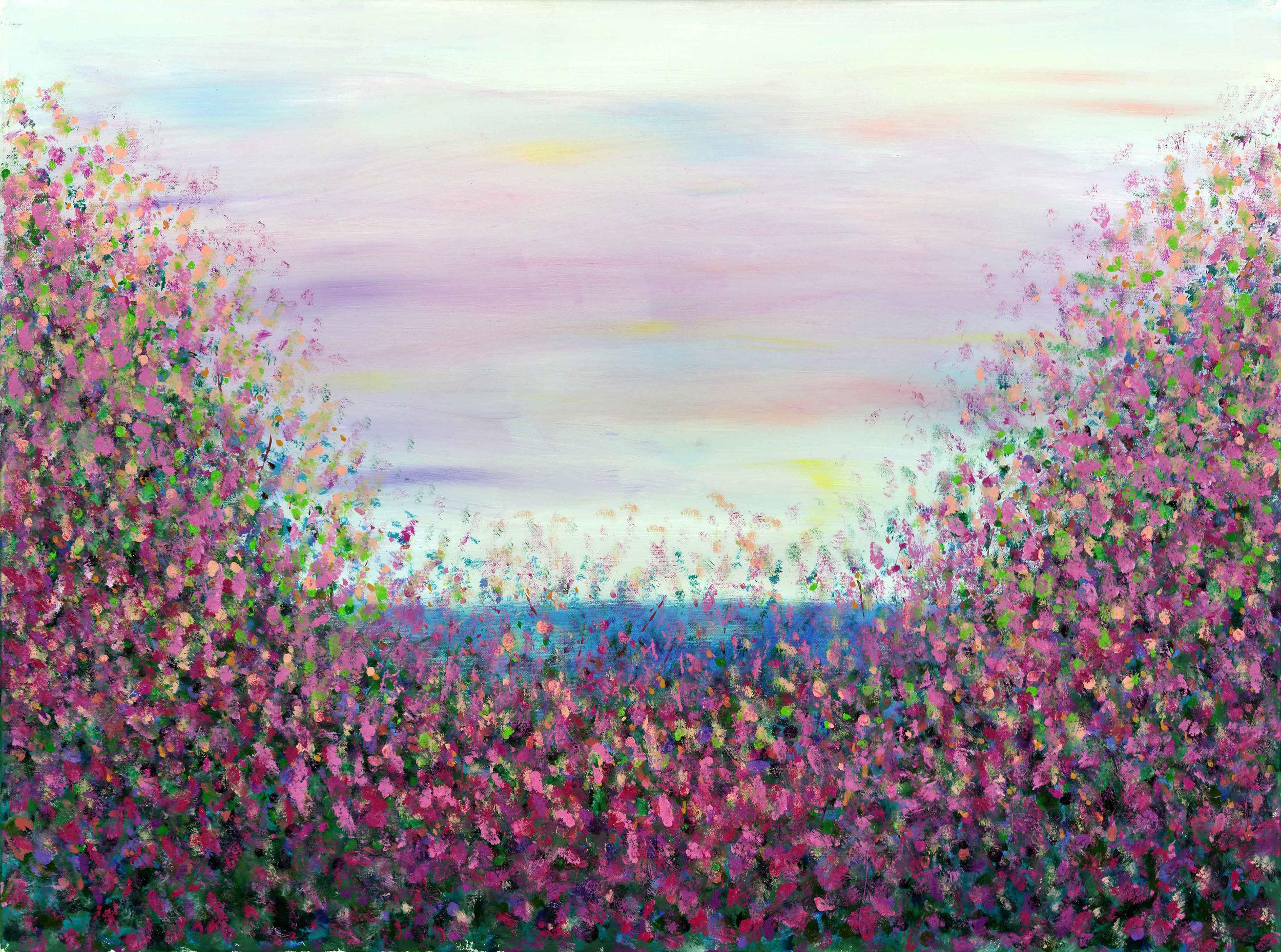 Lavender Rising