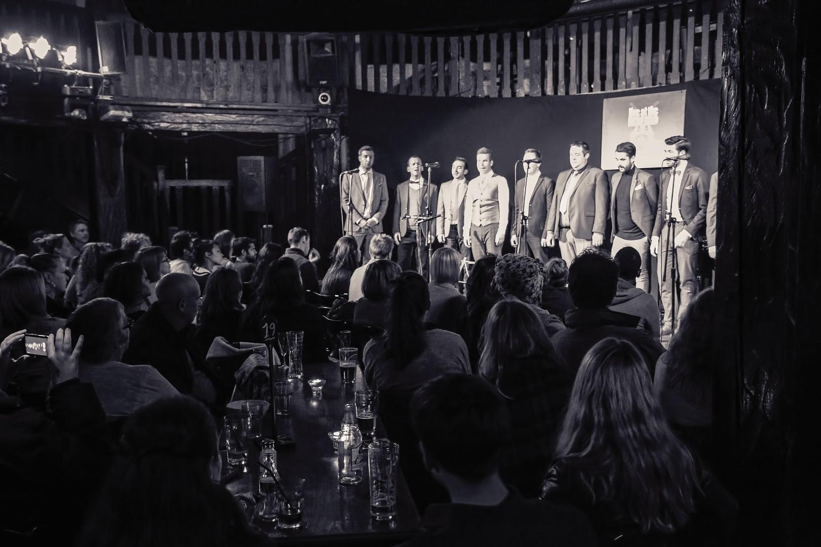The Buzztones A Cappella The Bedford
