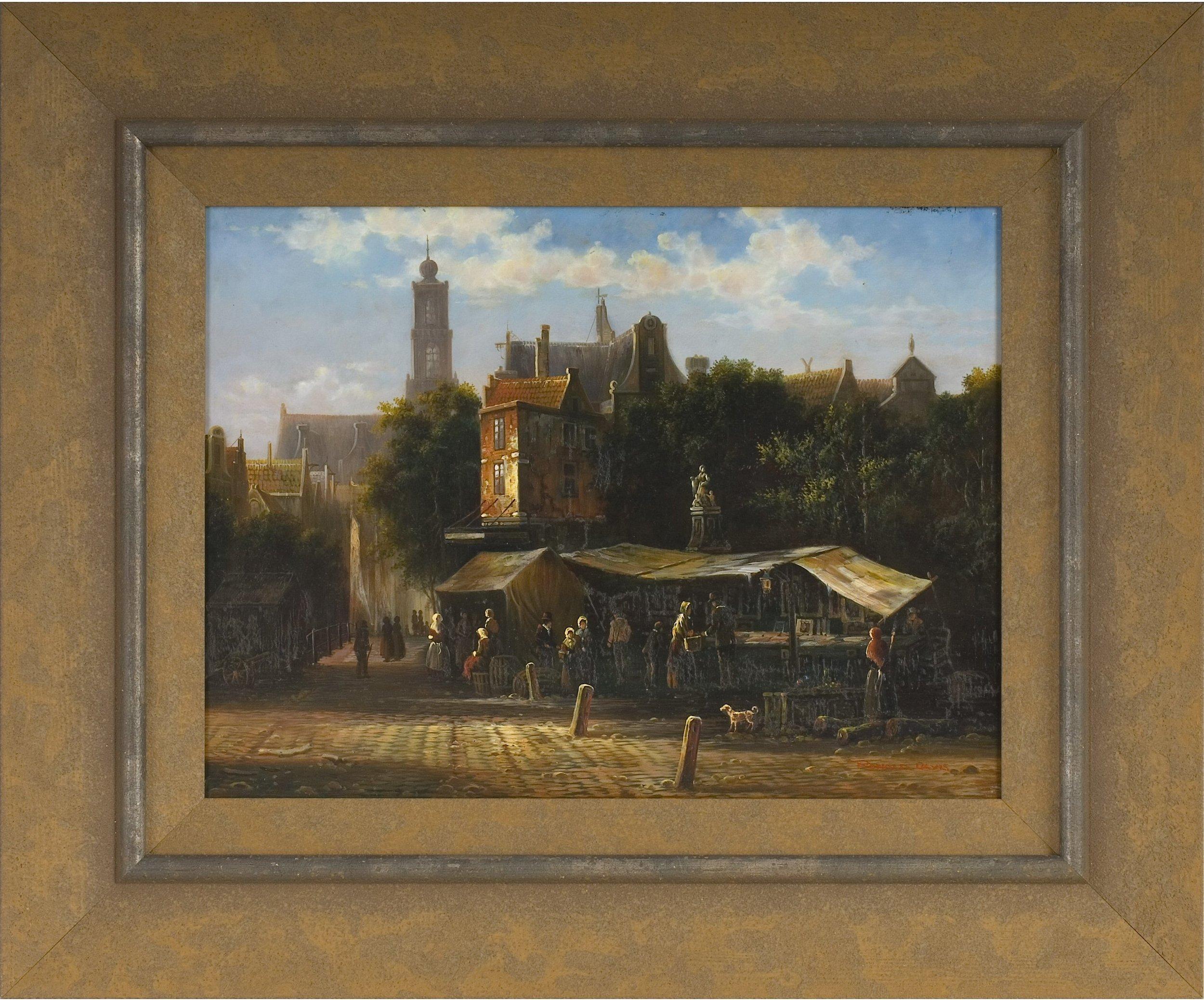 Acropolis+European+Market+Old+World+Painting.jpg