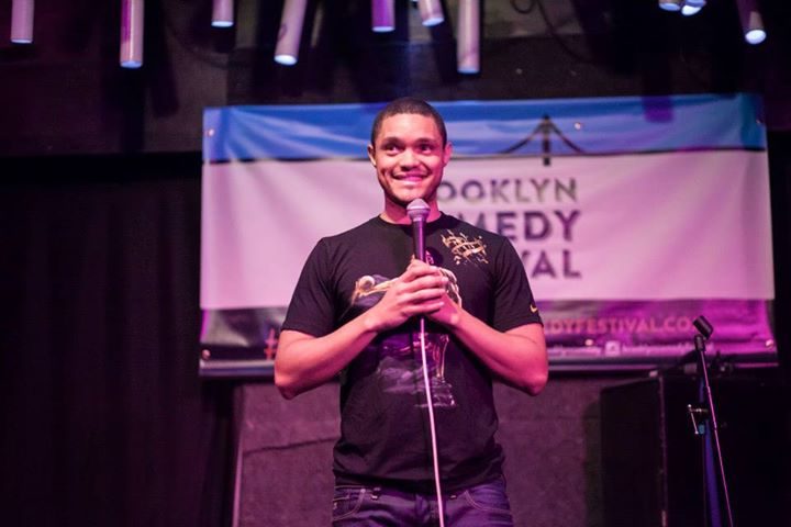 Congratulations to 2014 Brooklyn Comedy Festival performer  Trevor Noah  for being chosen to take over for  Jon Stewart  on  Comedy Central 's  The Daily Show !