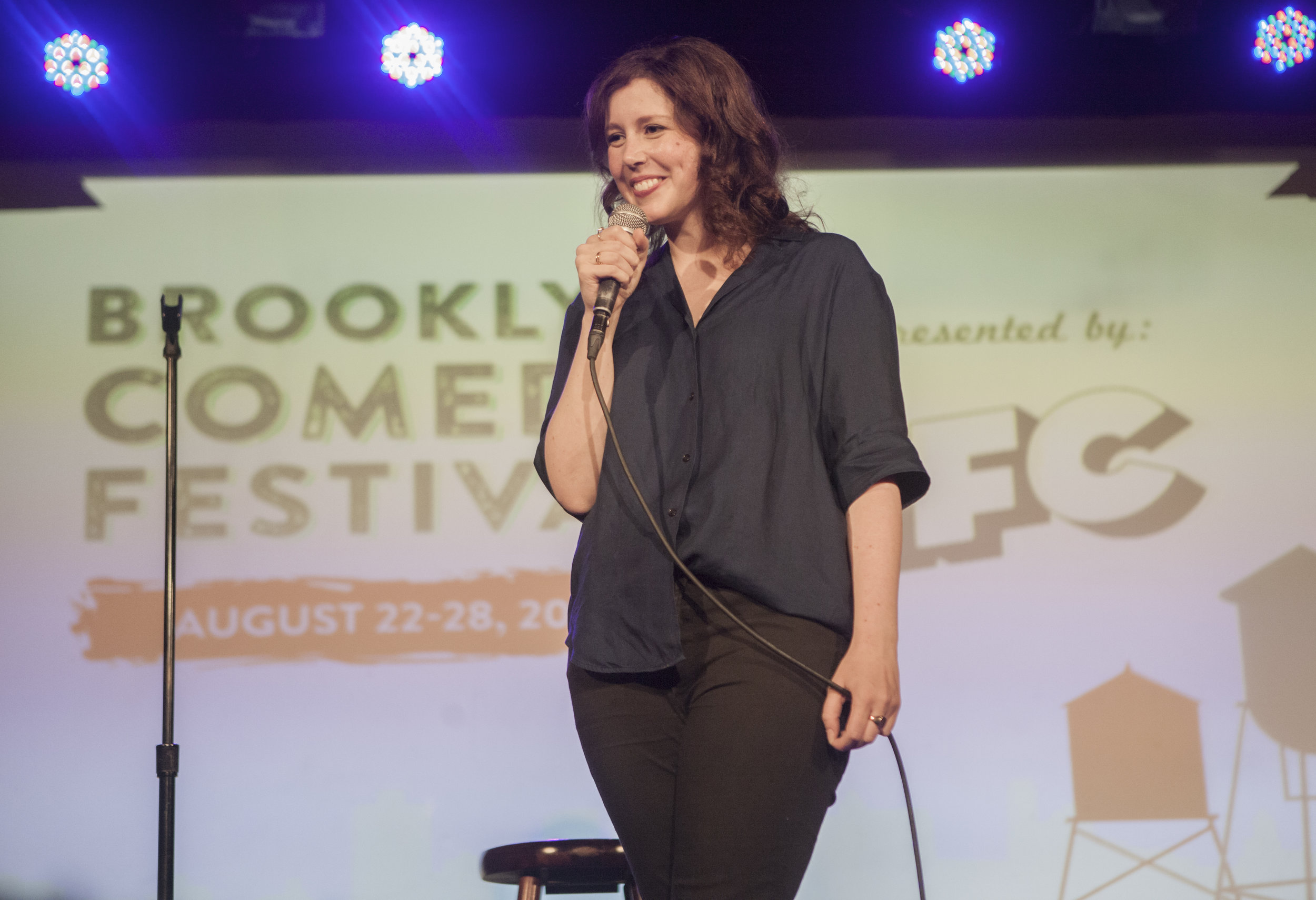 Vanessa Bayer @ The Bell House 2016