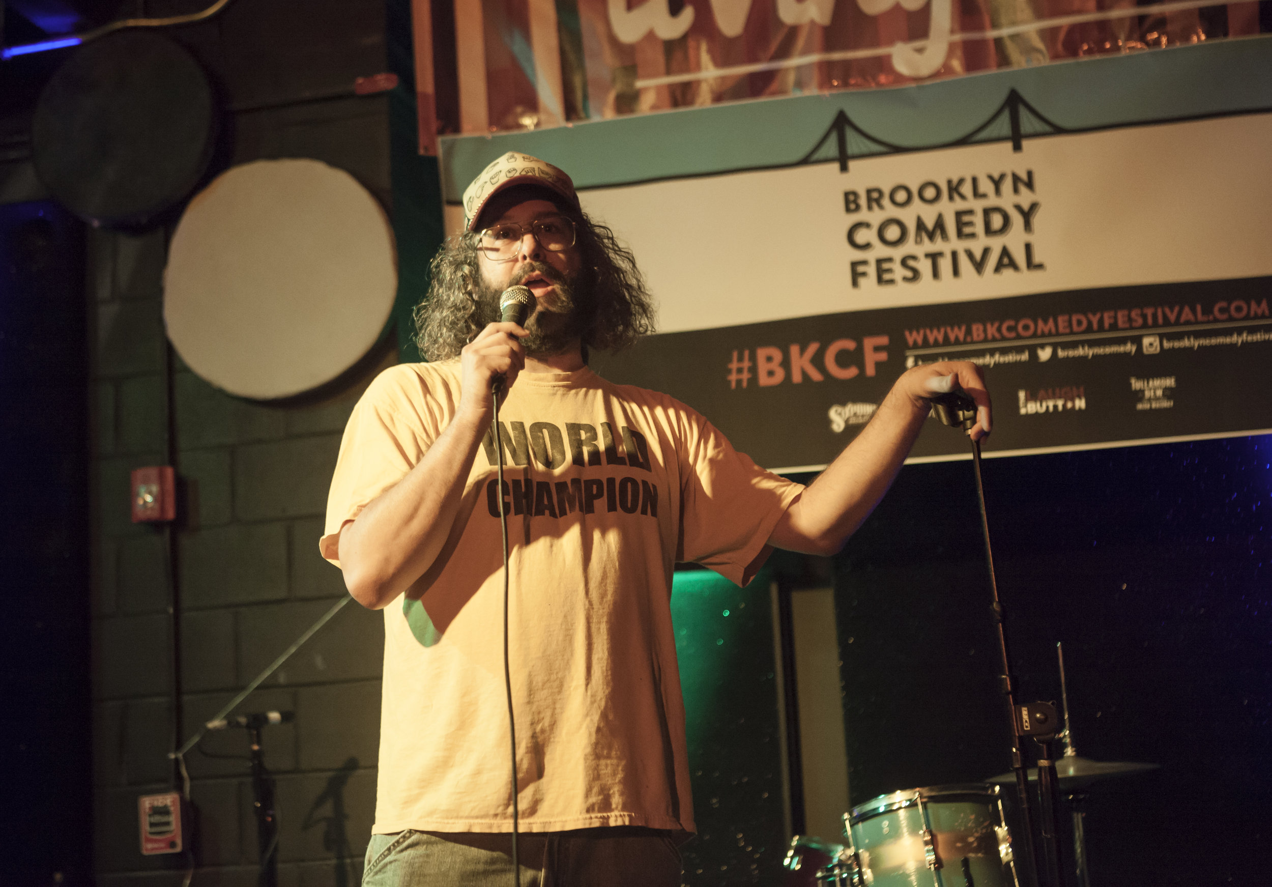 Judah Friedlander @ The Living Room 2015