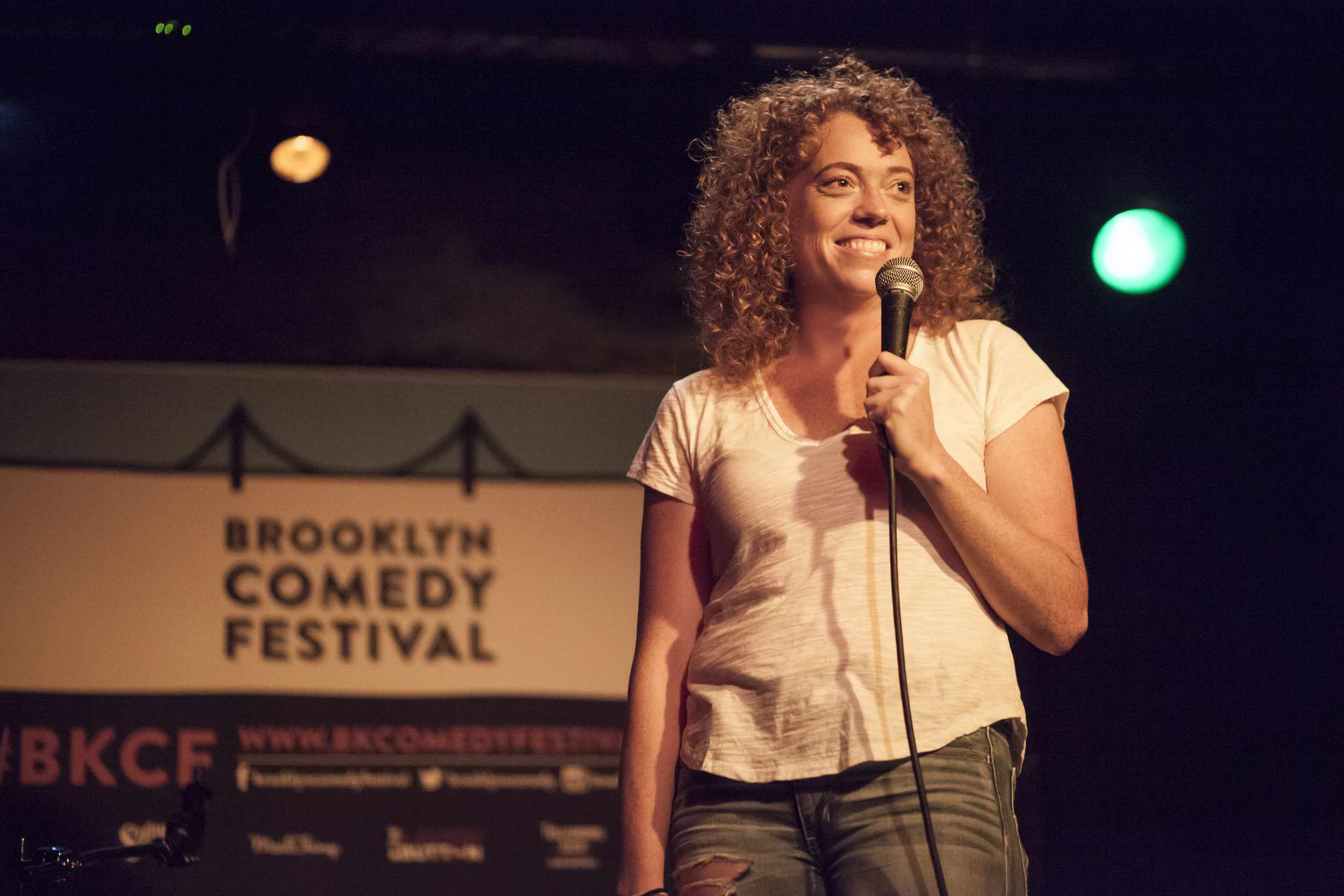 Michelle Wolf @ Matchless 2015
