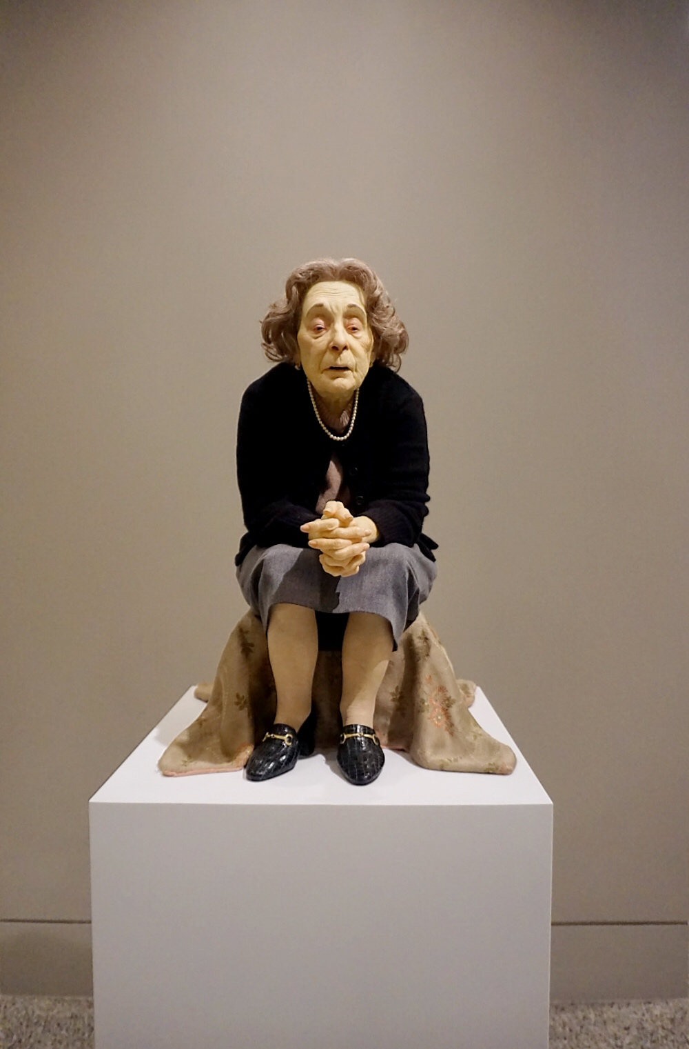 Ron Mueck | hello there, love.