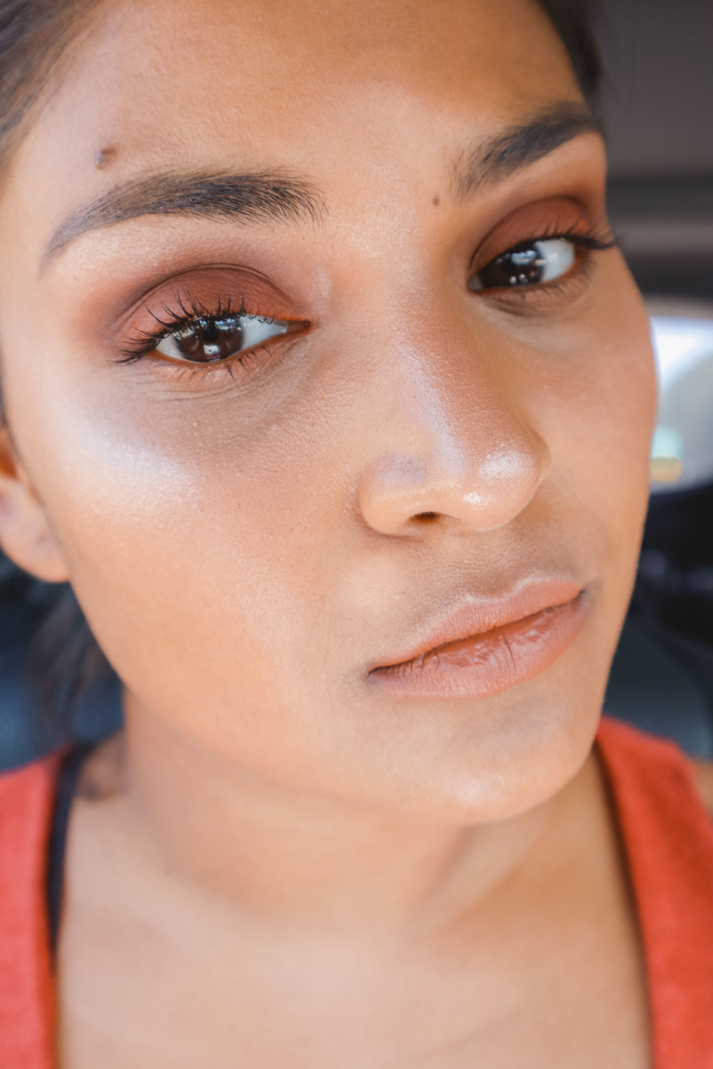 Fall Inspired Makeup Look using the Jaclyn Hill Palette | hello vashti