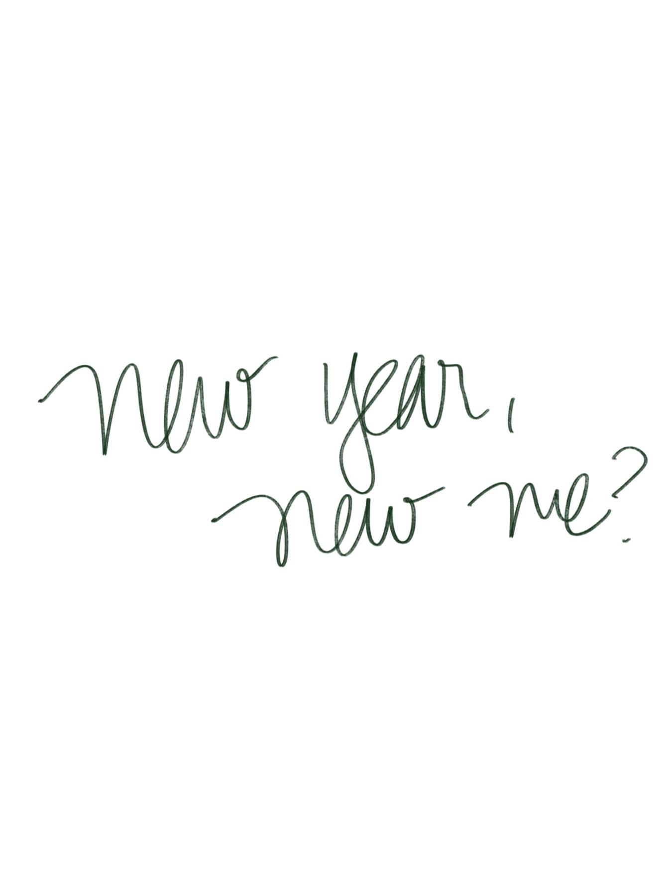 new year, new me?   hello vashti