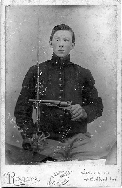 John Williams b. Nov 27 1842