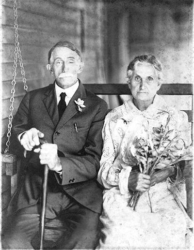 John & Mary Williams 1925