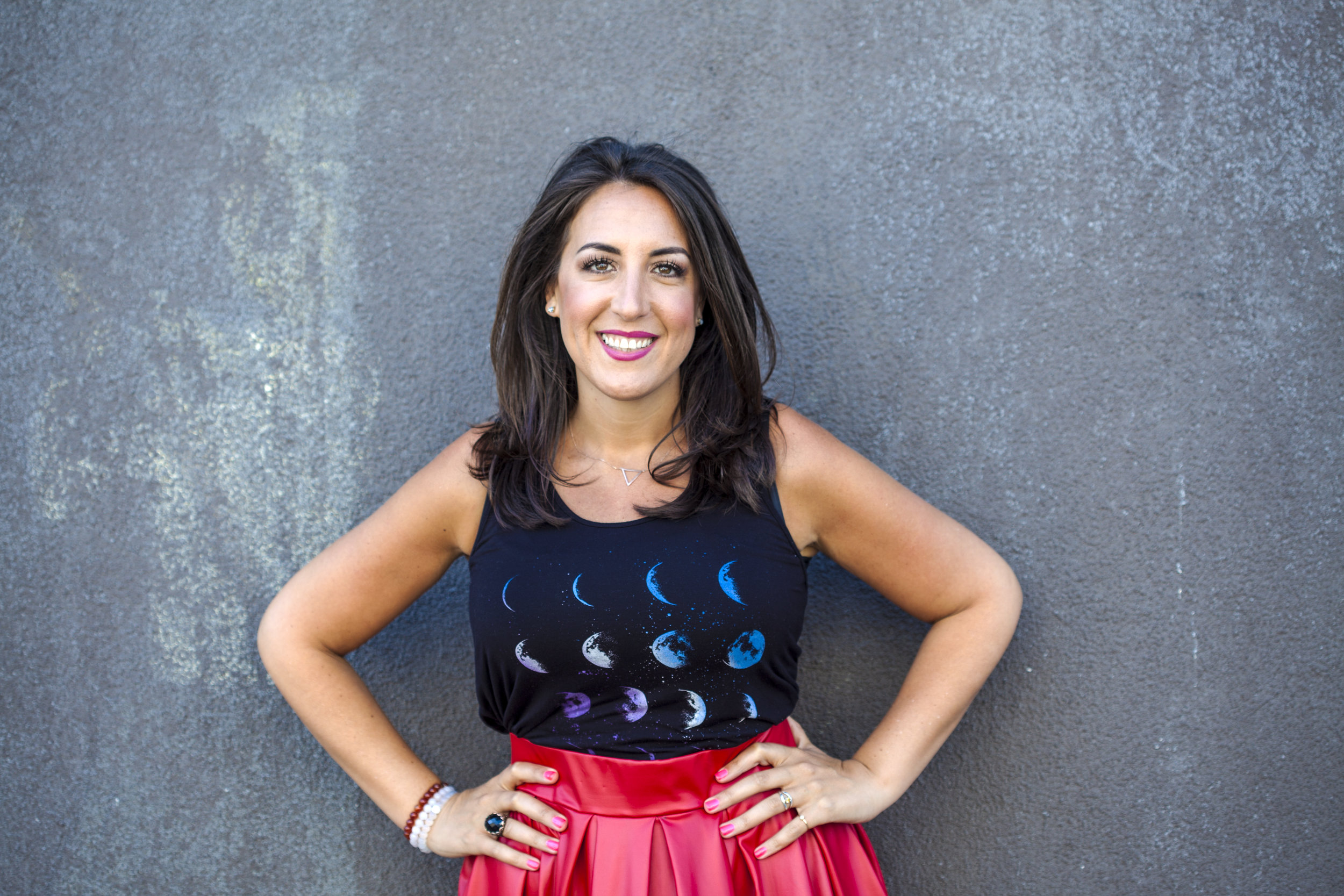Danielle is a transformational coach for soulpreneurs & host of the podcast Gypsy After Hours.