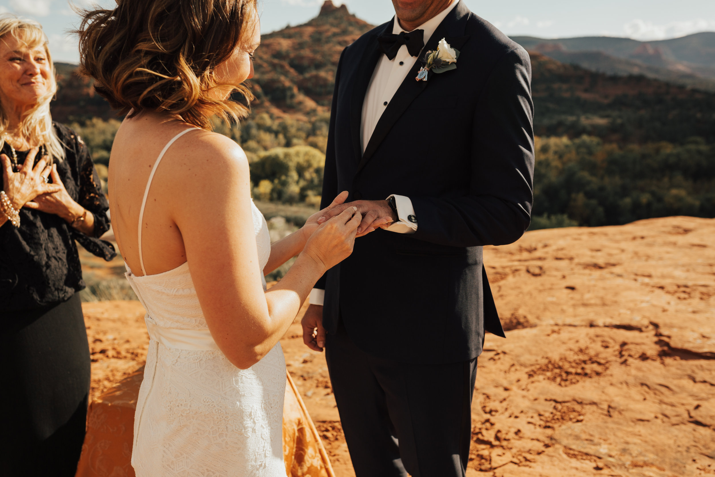 Sedona, Arizona Elopement