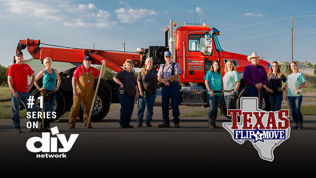 TEXAS FLIP N' MOVE  DIY Network