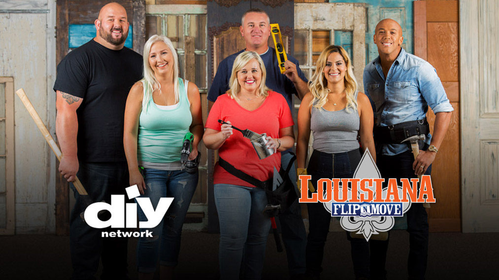 LOUISIANA FLIP N' MOVE  DIY Network