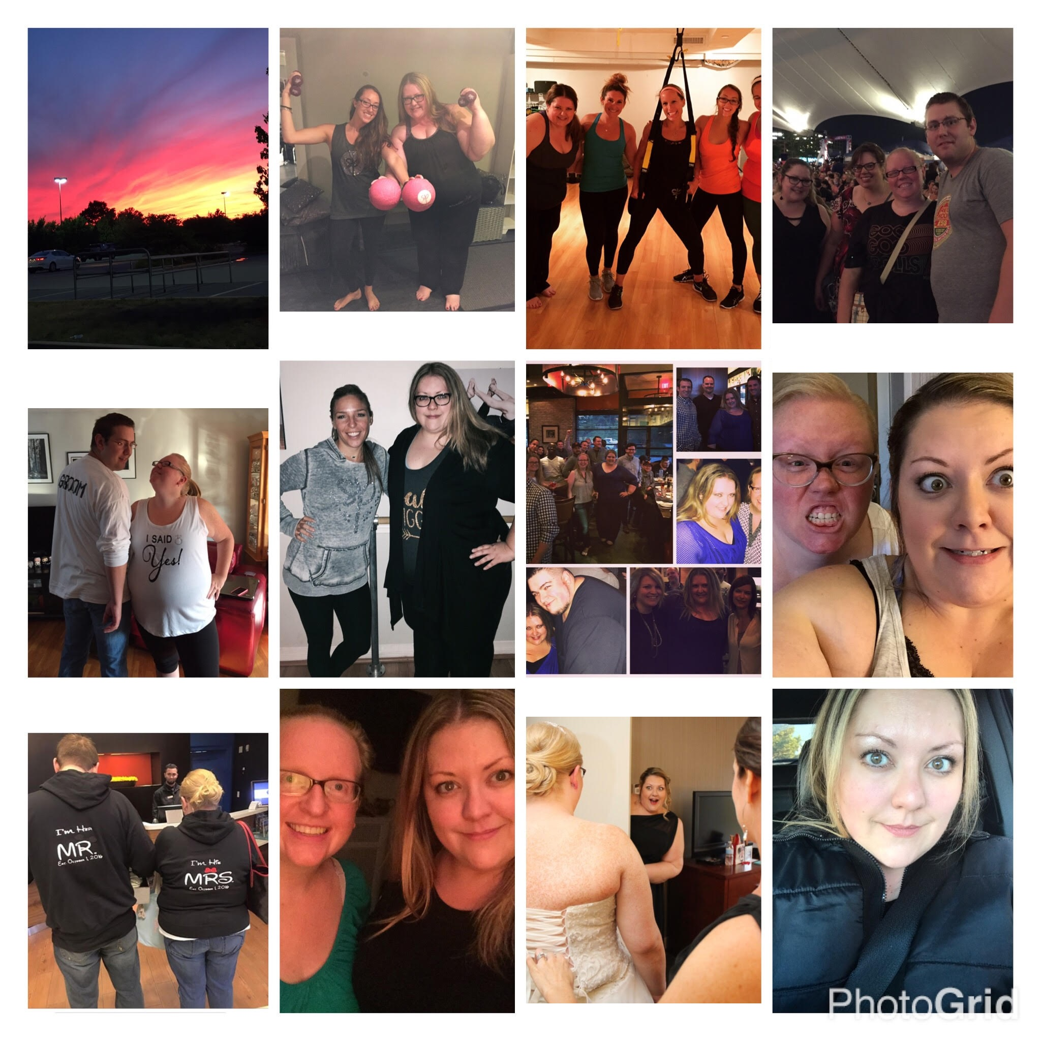A few of my favorite pictures from the year! <3