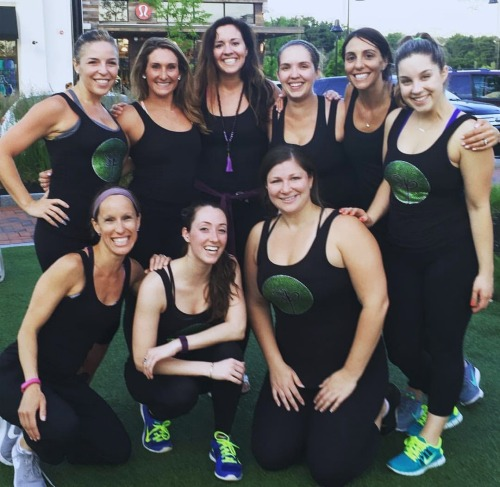 Some of fabulous ladies of SP! Back row L-R - Danielle, Kelsey, Steph, Lindsey, Chrissy and Courtney. Front row L-R - Erica. Brittany and Diana
