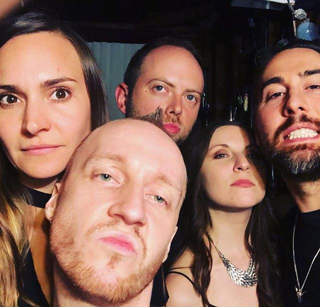 Had a blast last night! Thank you @thewaystation @ebaggertenor @evajeanne @theatreoftheugly and @bigbossbox for helping make the night such a success! ❤️❤️ (repost of @ebaggertenor )  #brooklynmusician #band #bandselfie #rocknroll #songwriter #singersongwriter #bandpic #thewaystation