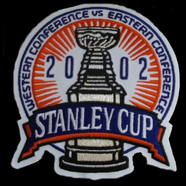 WANTED - 2002 Stanley Cup Finals Hurricanes jersey