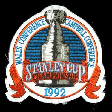 WANTED - 1992 Stanley Cup Finals Blackhawks jersey