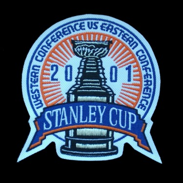 WANTED - 2001 Stanley Cup Finals Avalanche jersey