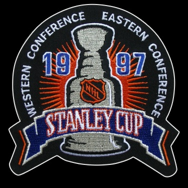 WANTED - 1995 Stanley Cup Finals Red Wings jersey