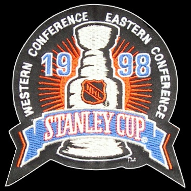 WANTED - 1998 Stanley Cup Finals jersey