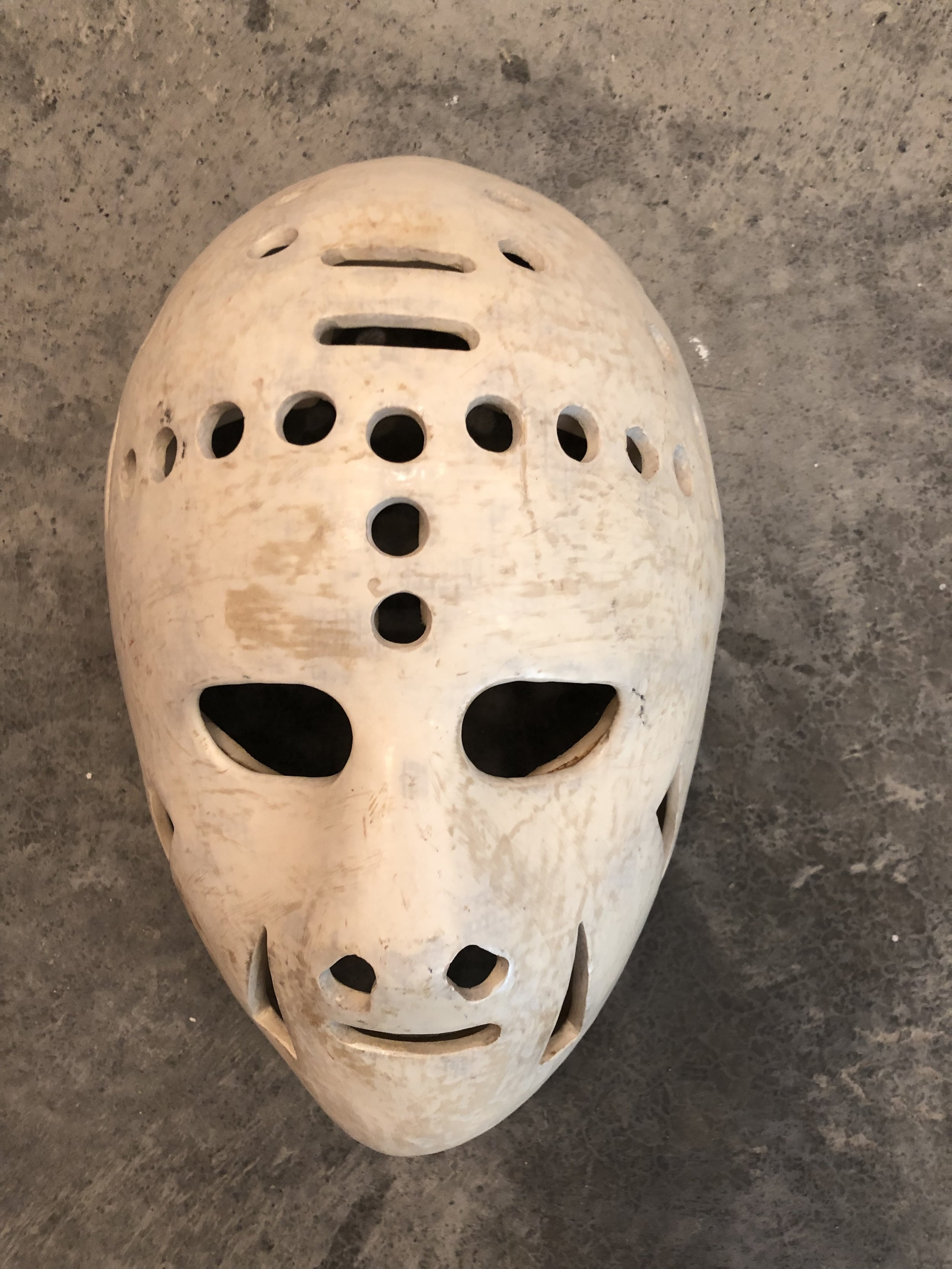 Ernest Higgins mask
